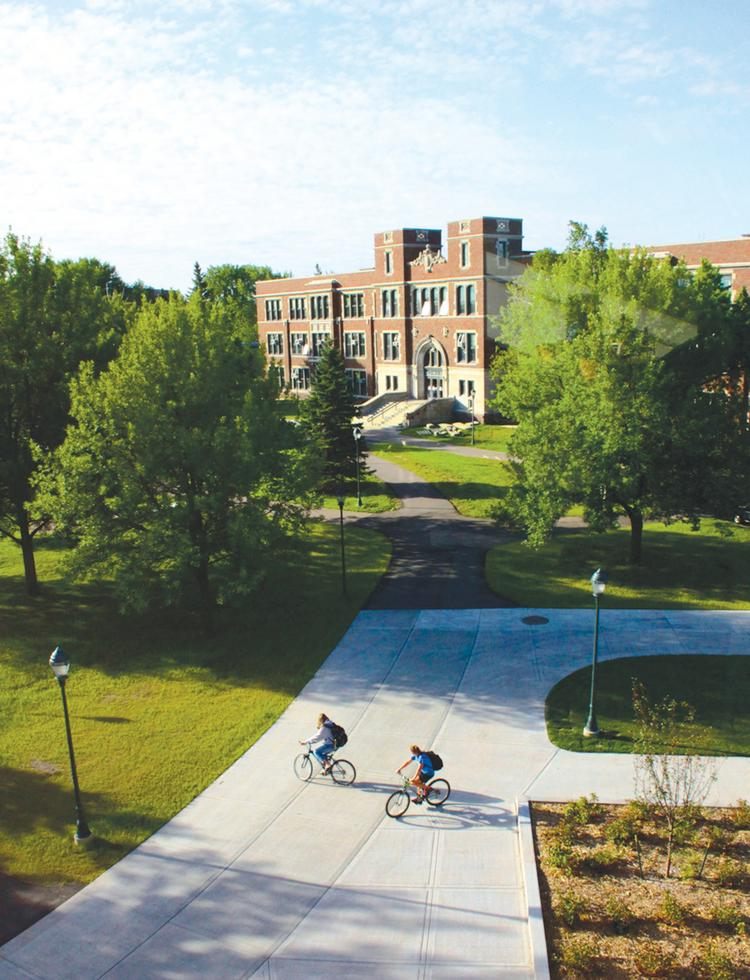 The university works with the UW-Extension to support local businesses through a Small Business Development Center and the Northern Center for Community and Economic Development.