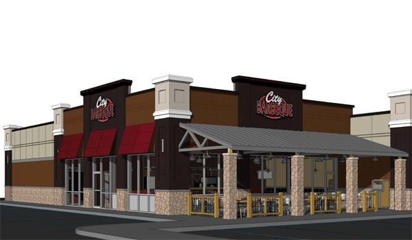 The newest City Barbeque is expected to open soon in Cary, N.C.