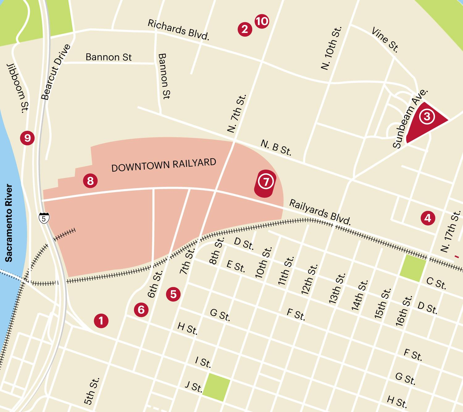 Cheap Apartments Near Journal Square: Redefining The Core 2016: Railyard/Richards Blvd. Projects