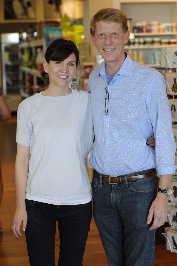 Laura and Larry Clark, founders of Wylie Wagg pet stores, are aiming to expand into D.C.