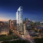 A year and a half before opening, Pierce Boston condos 30% sold