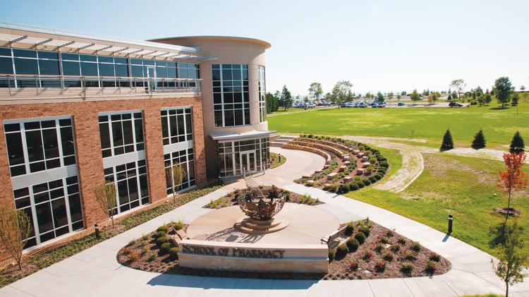 Concordia University Wisconsin's campus is east of I-43 on Highland Road.