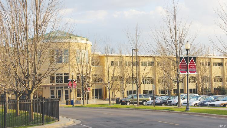 Predolin Hall at Edgewood College in Madison