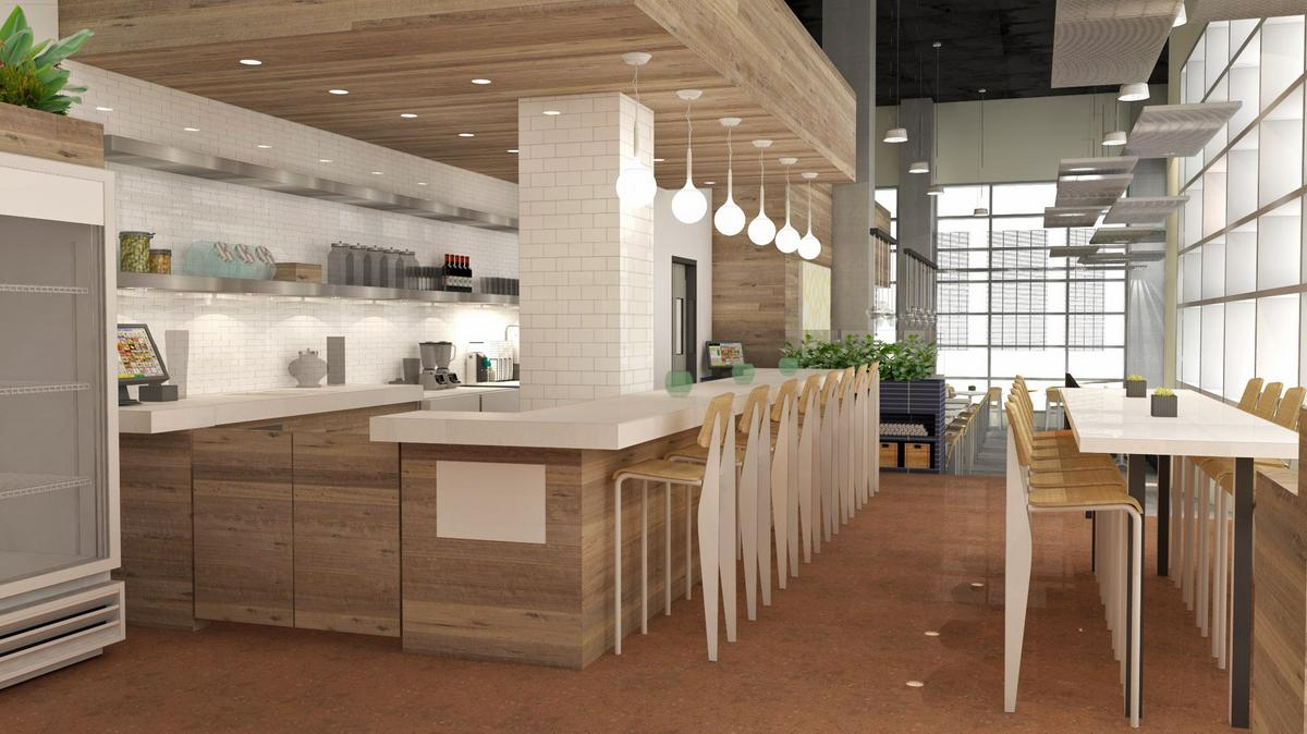 First look living kitchen shows off designs for new for Kitchen design raleigh