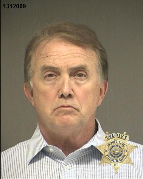 James Bisenius, founder of Common Sense Investment Management, was arrested along with eight others in Tigard, Ore., on Aug. 29.