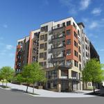 The Flats@703 apartments break ground in Towson