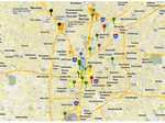 Interactive map of Atlanta's biggest construction projects