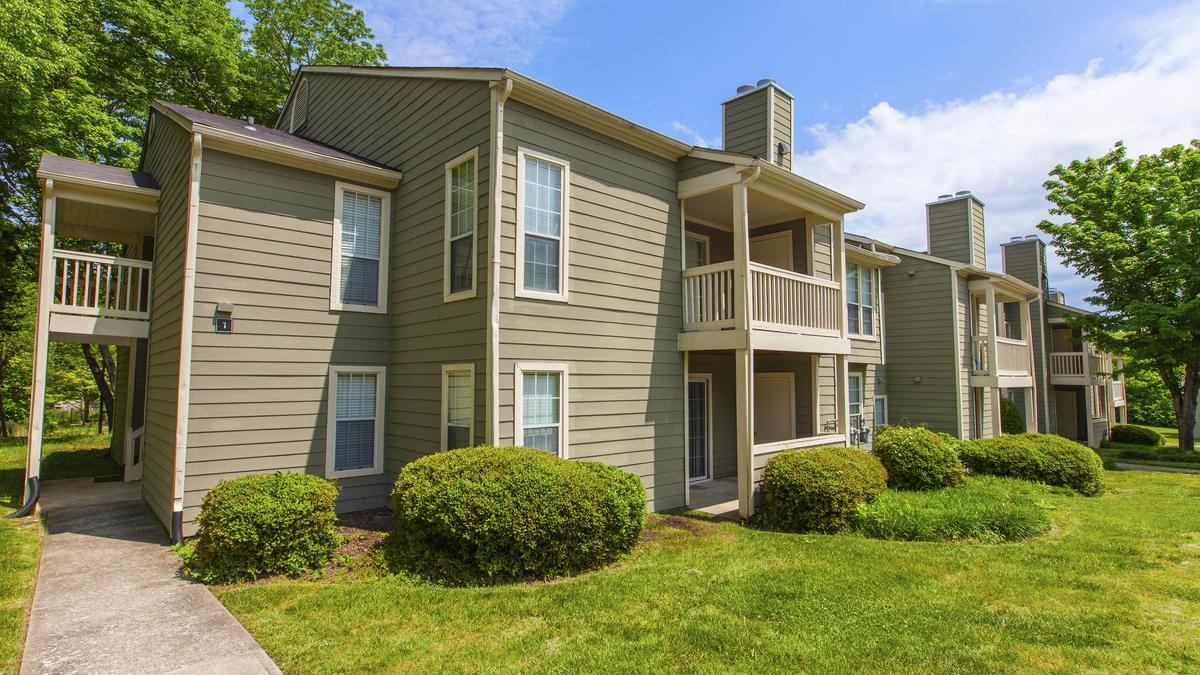 Brentwood apartments sold for record price - Nashville ...