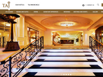 Why was the Taj Boston on the market for $45M less than its last sale?