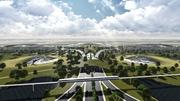 This rendering shows a Houston Metro connection. Would you like to see a Metro rail line in the Ellington area?