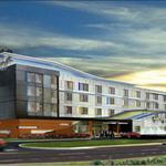 ​First look at $25 million ​Aloft hotel planned for Alpharetta