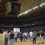 From trash to treasure: Public filled in on Kemper Arena's future