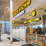 Target tests in-store Which Wich shops
