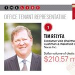 Heavy Hitters 2016: Office tenant representative