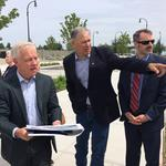 Jon Bell : Long wait on the Vancouver waterfront ends