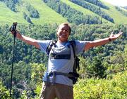 CEO Mike B. Fernandez will hike 508 miles to raise money for Miami Children's Hospital.