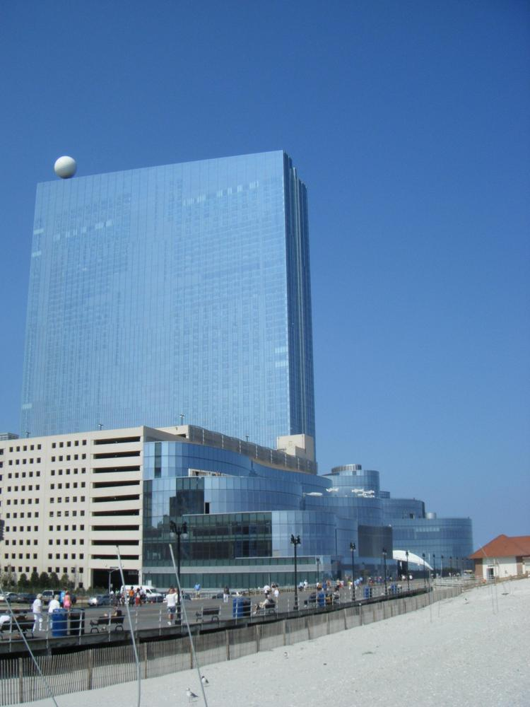 The Revel casino in Atlantic City has changed its management.