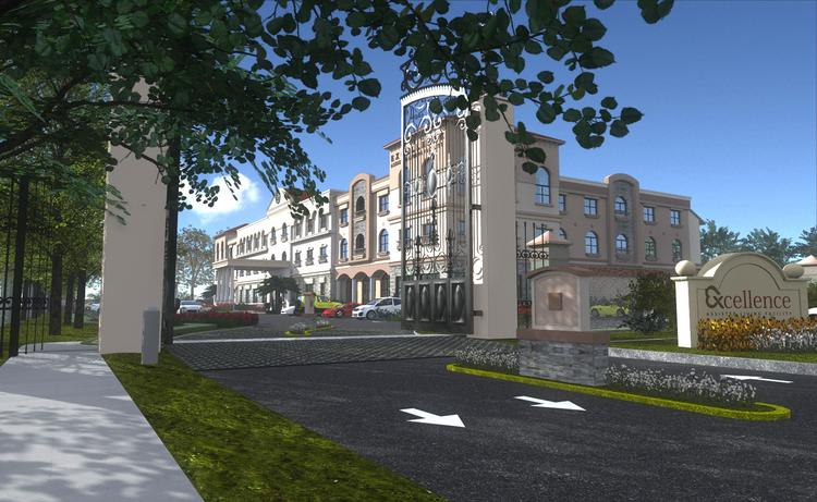 Construction started in late August on the 131-unit Excellence Assisted Living Facility in southeast Orlando.
