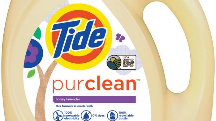 P&G launches new Tide detergent
