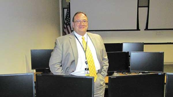 Hugh Bolton is president and CEO of the Advanced Technical Intelligence Center in Beavercreek, also known as ATIC.