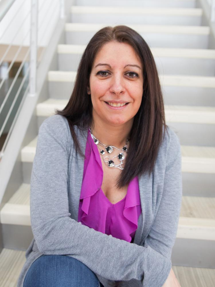 Silvia Buonamici is H3 Biomedicine's director of target biology and translational research group.