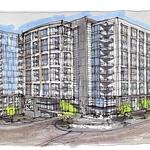 Big mixed-use building project announced for downtown Raleigh by Kane, Williams Realty