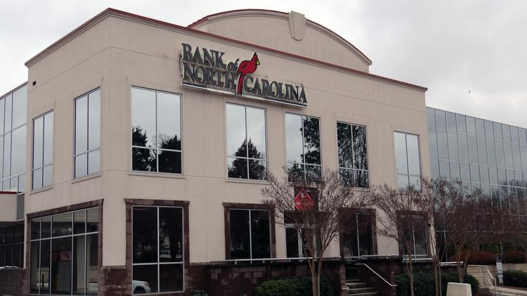 BNC Bancorp, the parent company of Bank of North Carolina, had the best performing stock price among Southeastern banks with at least $50 million in market cap in 2013.