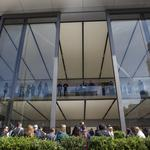Gallery: Apple's new flagship store in Union Square to open Saturday