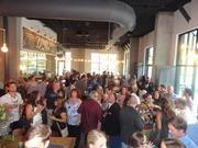 Coppa Osteria preview party in full swing on Sept. 4