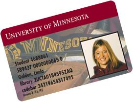 University of Minnesota student IDs also function as bank cards for TCF Bank customers. Federal regulators are examining deals between big banks and universities, ABC News reported.