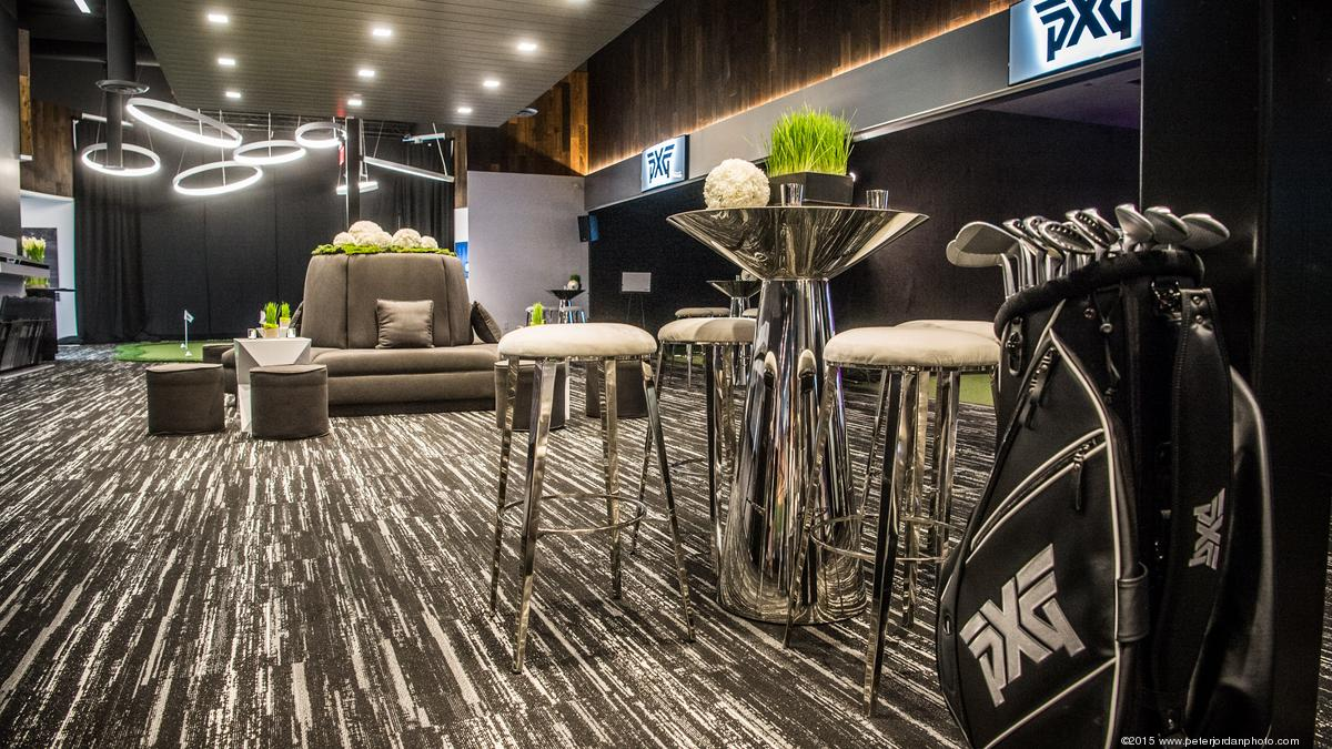 Look inside bob parsons 39 new high end golf equipment store for High end golf shirts