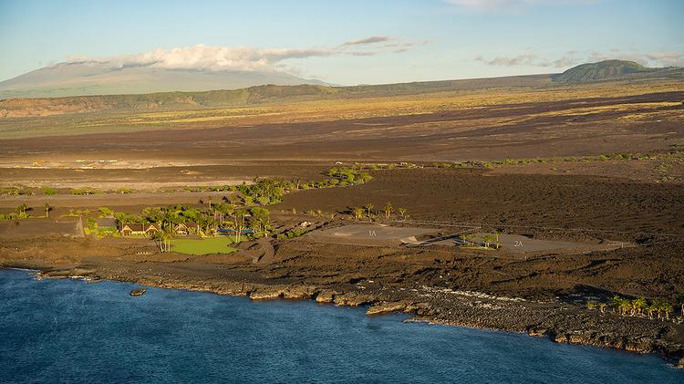 An oceanfront lot with Kukio Resort on the Big Island of Hawaii has been sold for $20 million.