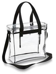 One of Laura Rottmann's clear bags.