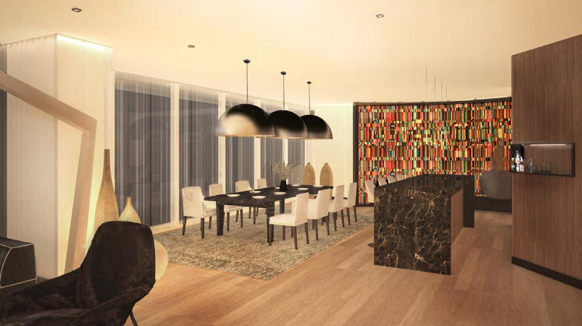 Have A Look At The Mgm National Harbor Hotel Suites