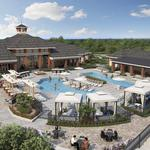 Three swimming pools, golf simulator among the $65 million, 39-acre apartment project tapped for Cary
