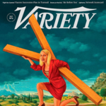 Check out this controversial Variety cover of <strong>Marissa</strong> <strong>Mayer</strong>