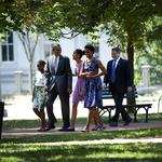 Report: <strong>Obama</strong> family settles on this D.C. neighborhood after term ends