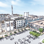 Lone Star Brewery developers fine-tune site plan and tap Peloton for office listing