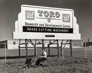 Toro's Bloomington campus opened in 1952 as an R&D facility. The headquarters moved to the site in 1962, and the company still does most of its R&D there.