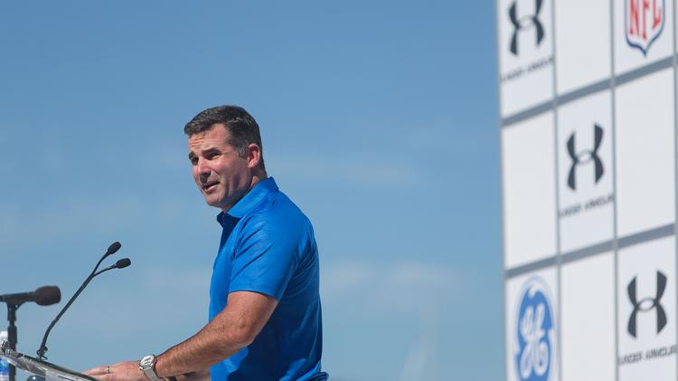 Under Armour CEO Kevin Plank was paid $3.2 million in 2013.