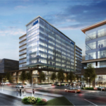Mixed-use district near Exxon campus lands major headquarters