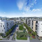 Student artists find rare space in big Potrero housing project