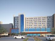 Shepley Bulfinch and GLHN Architects & Engineers in Tucson are architects for the Banner-University Medical Center Tucson tower.
