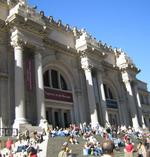 Future exhibit at the Met Museum: mandatory admissions charge