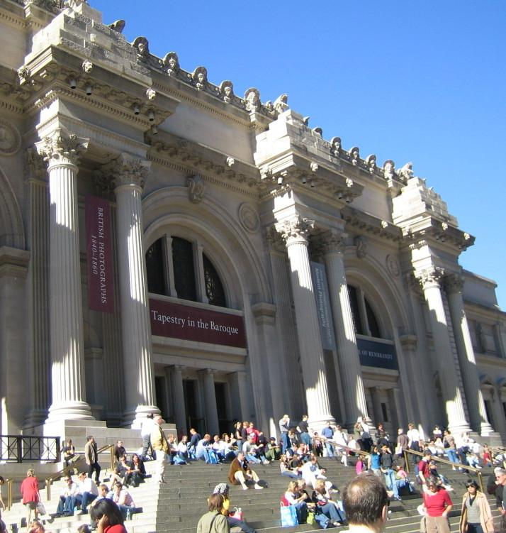 The Metropolitan Museum of Art operates on a recommended-admission basis, but that hasn't necessarily been clear to all patrons.