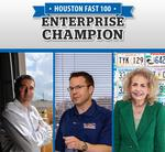 HBJ names Enterprise Champions among Houston's Fast 100