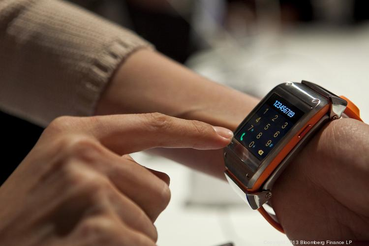 Samsung's Galaxy Gear will soon be competing with an Android product from Google and LG, as companies rush for the emerging wearable device market.