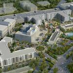 See the redevelopment plan for this prominent property as demolition of old mall begins