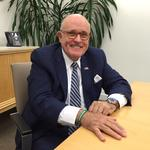 What Rudy Giuliani says about Clinton's email, Trump's chances, cybercrime