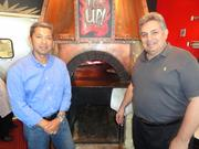 From left: Edgar Carlson, co-owner, HUSA Management Inc.; and Mike Allen, vice president of operations for HUSA.